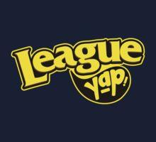 LeagueYap Logo by LetsPlayMax