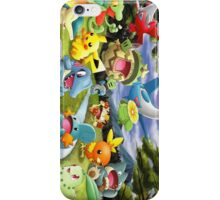 Pokemon Play iPhone Case/Skin