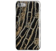 Metallic Monochrome Pattern iPhone Case/Skin