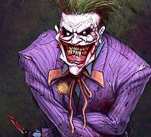 The Joker by Austen Mengler