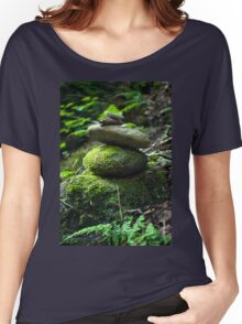 Balancing Rocks Women's Relaxed Fit T-Shirt