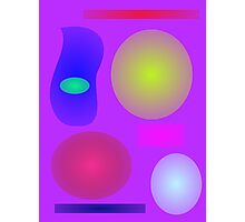 Abstract Art Collection Photographic Print