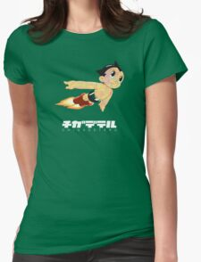 ASTROBOY *FOIL* Womens Fitted T-Shirt