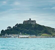 St Michael's Mount by cameraimagery
