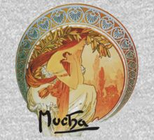 Mucha – Poetry Kids Clothes