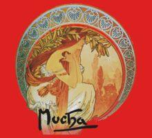 Mucha – Poetry Kids Tee