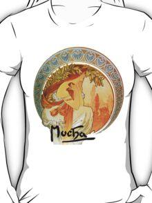 Mucha – Poetry T-Shirt