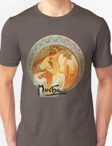 Mucha – Poetry T-Shirt