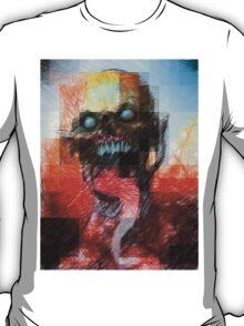 Halloween Mask T-Shirt