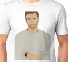 Chris Evans Rotoscope Unisex T-Shirt