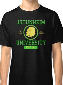 Jotunheim University Classic T-Shirt