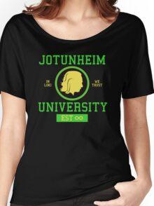Jotunheim University Women's Relaxed Fit T-Shirt