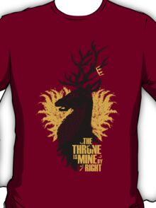The throne is mine T-Shirt