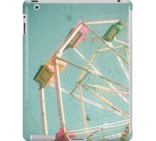 Big Wheel iPad Case/Skin