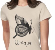 Unique Womens Fitted T-Shirt