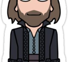 Ichabod Crane sticker Sticker