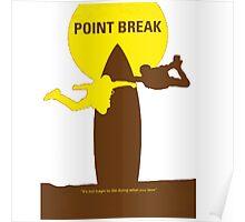 Point Break 2015 logo surfing Poster