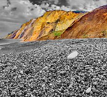 Life Is Good On The Beach - Alum Bay - I.O.W. by Colin  Williams Photography