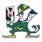 Emo College Logos - Go Fighting Irish! by thepet