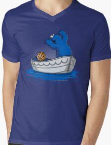 Life of Cookie Mens V-Neck T-Shirt