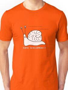 Speed of Development Unisex T-Shirt