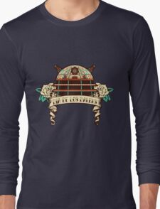 Dia de los Daleks II Long Sleeve T-Shirt