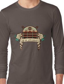 Dia de los Daleks II Long Sleeve T-Shirt