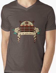 Dia de los Daleks II Mens V-Neck T-Shirt