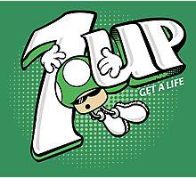 1UP Photographic Print
