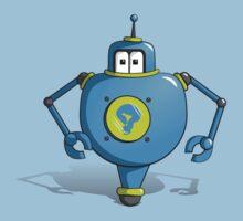 Robot Po by ColinHughes