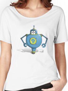 Robot Po Women's Relaxed Fit T-Shirt