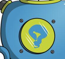 Robot Po Sticker