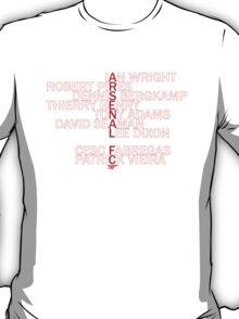 Arsenal Legends  T-Shirt
