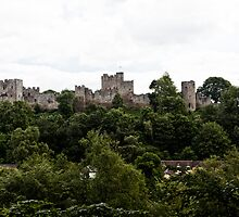 Ludlow Castle by WMEPHOTO