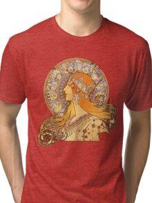 Mucha – Zodiac Tri-blend T-Shirt