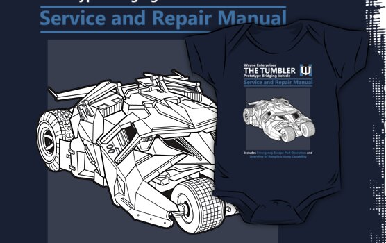 The Tumbler Service and Repair Manual by Adho1982