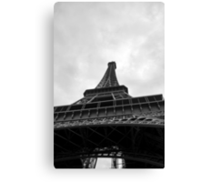 The Tower From Below Canvas Print