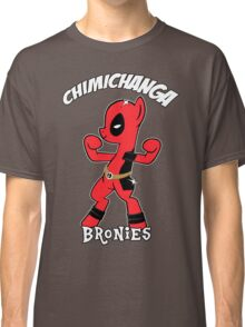 My Little Brony Pony Classic T-Shirt
