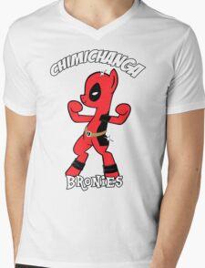 My Little Brony Pony Mens V-Neck T-Shirt