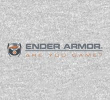 Ender Armor One Piece - Short Sleeve