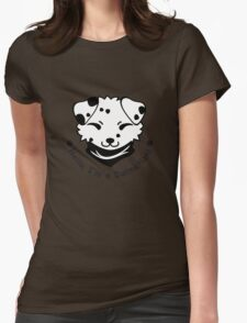 Hello, I'm a Dalmatian! Womens Fitted T-Shirt