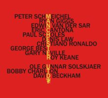 Man Utd Legends - Alt by BowersC