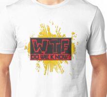 WTFDWK Tee Unisex T-Shirt