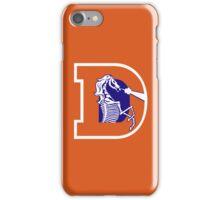 Denver 'Bones Brigade' iPhone Case/Skin