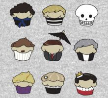 Cupcake!Lock Kids Tee