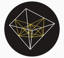 Logo sticker. by GoldenParadigm