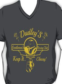Dudley's Gentlemen's Boxing Club T-Shirt