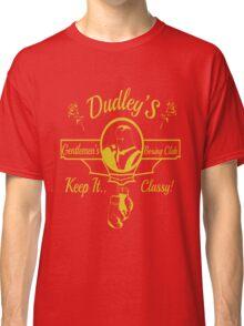 Dudley's Gentlemen's Boxing Club Classic T-Shirt