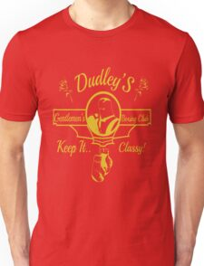 Dudley's Gentlemen's Boxing Club Unisex T-Shirt