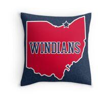 Windians Throw Pillow
